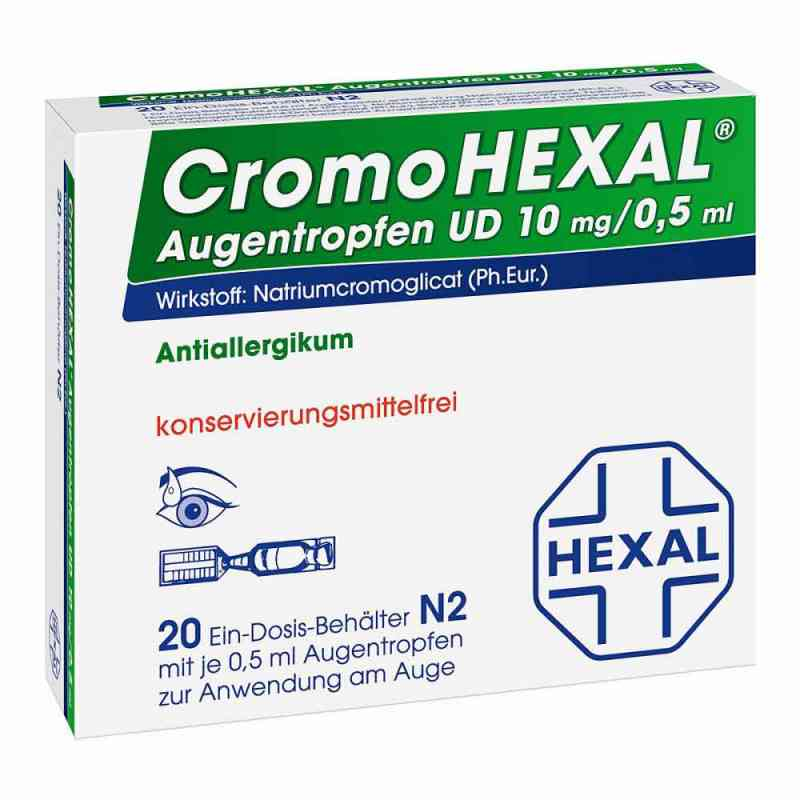 CromoHEXAL Augentropfen UD  bei apotheke.at bestellen