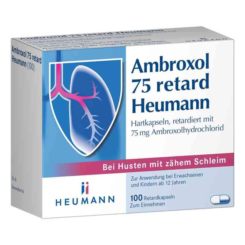 Ambroxol 75 retard Heumann  bei apotheke.at bestellen