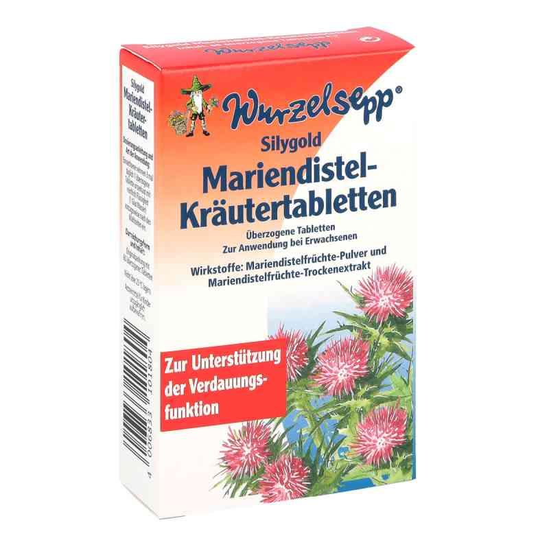 Wurzelsepp Mariendistel-Kräutertabletten bei apotheke.at bestellen