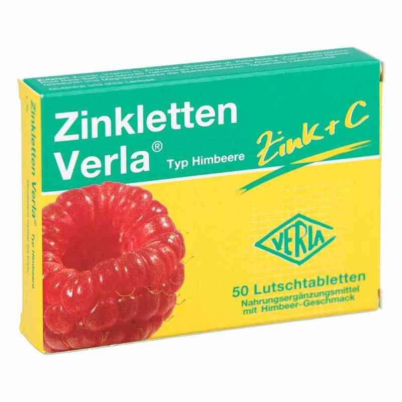 Zinkletten Verla Himbeere Lutschtabletten  bei apotheke.at bestellen