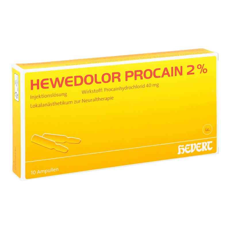 Hewedolor Procain 2% Ampullen  bei apotheke.at bestellen