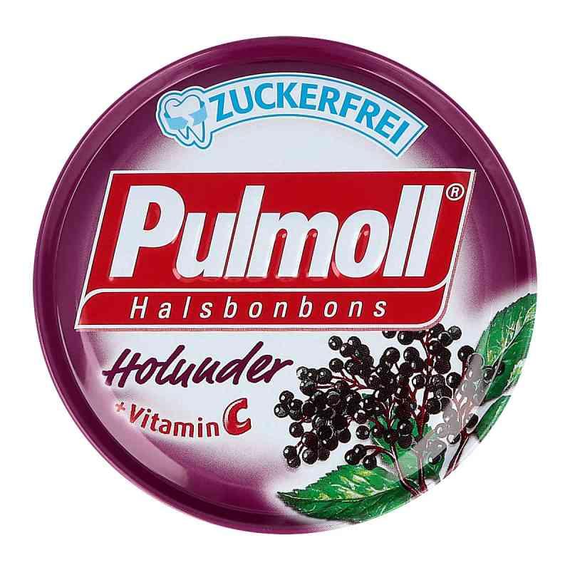 Pulmoll Holunder zuckerfrei Bonbons bei apotheke.at bestellen