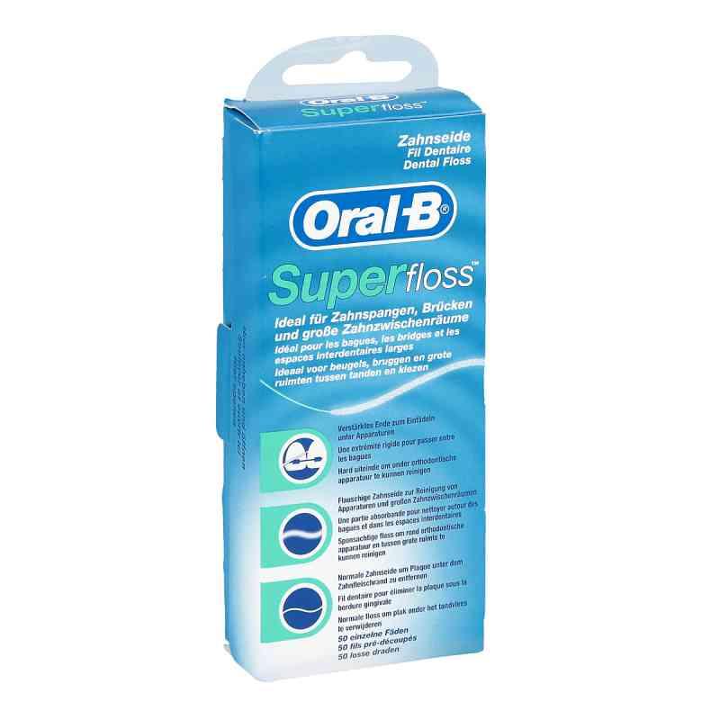 Oral B Zahnseide Superfloss bei apotheke.at bestellen