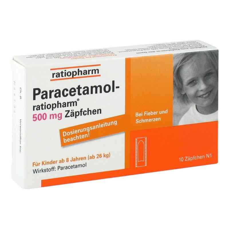 Paracetamol-ratiopharm 500mg  bei apotheke.at bestellen