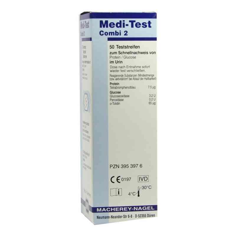 Medi Test Combi 2 Teststreifen  bei apotheke.at bestellen