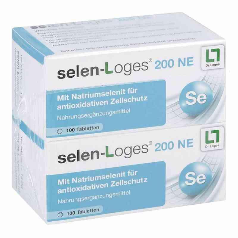 Selen Loges 200 Ne Tabletten  bei apotheke.at bestellen