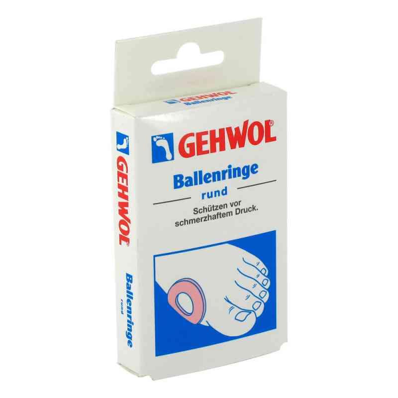 Gehwol Ballenringe rund  bei apotheke.at bestellen