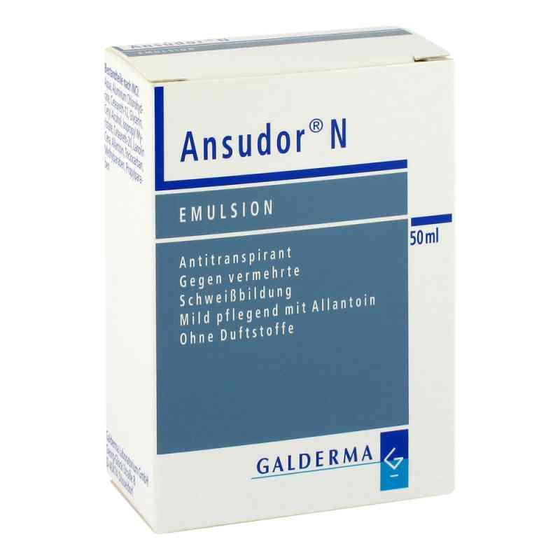 Ansudor N Emulsion  bei apotheke.at bestellen