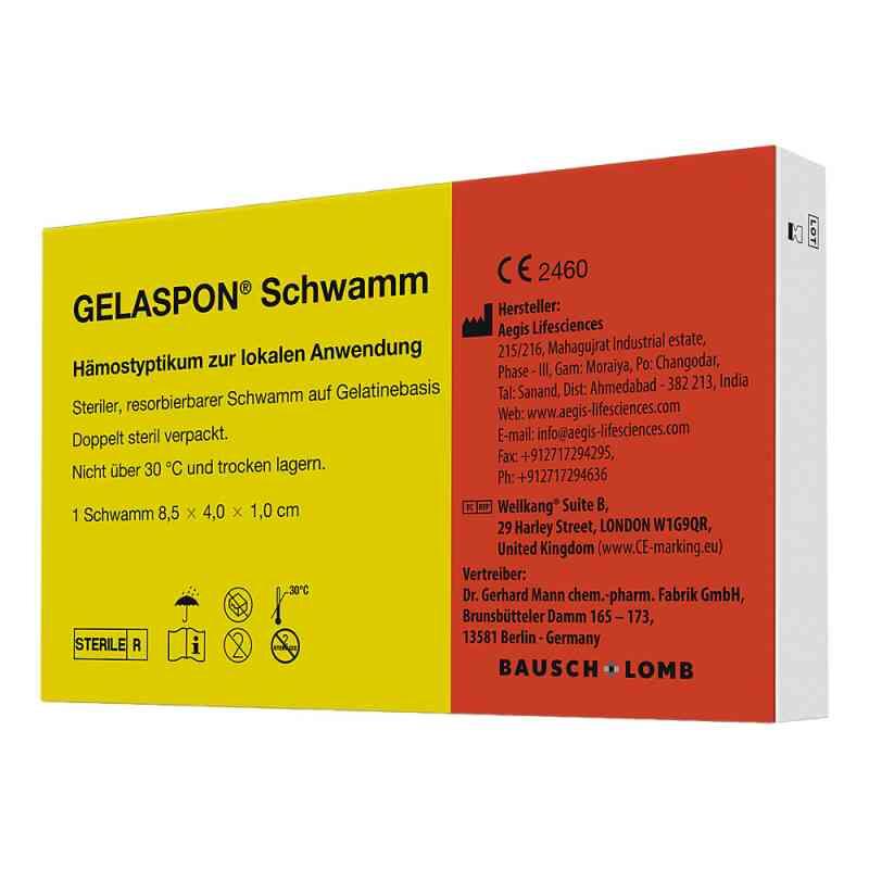 Gelaspon 1 Streifen 8,5x4x1 cm  bei apotheke.at bestellen