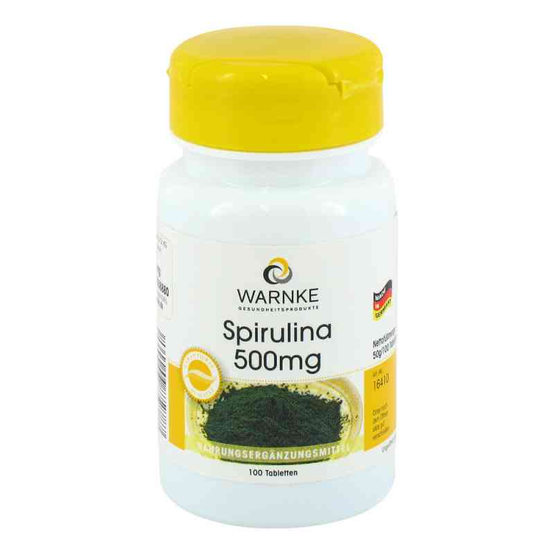 Spirulina 500 Tabletten  bei apotheke.at bestellen