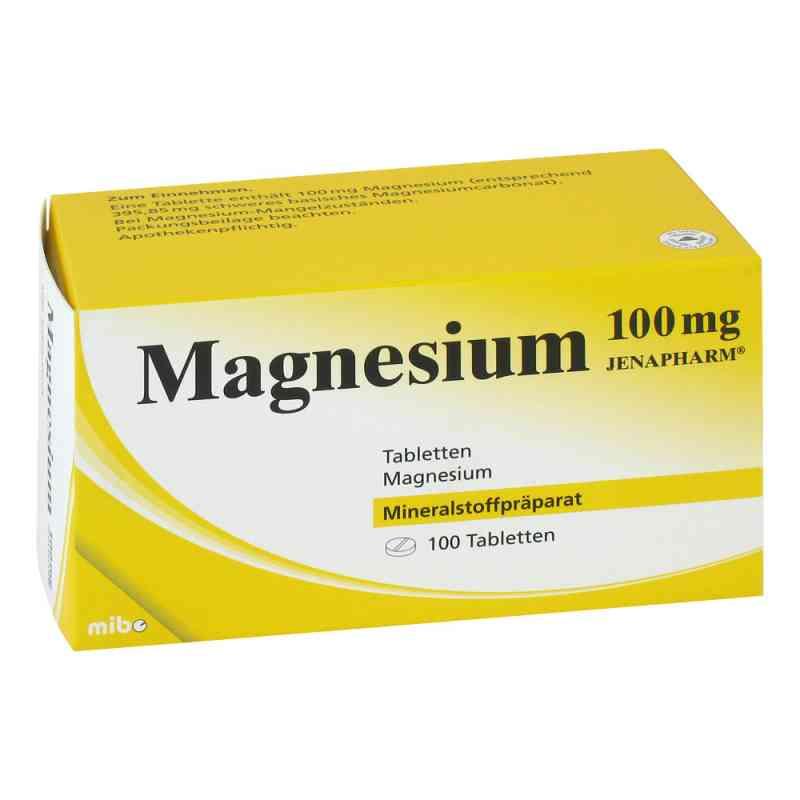 Magnesium 100 mg Jenapharm Tabletten  bei apotheke.at bestellen