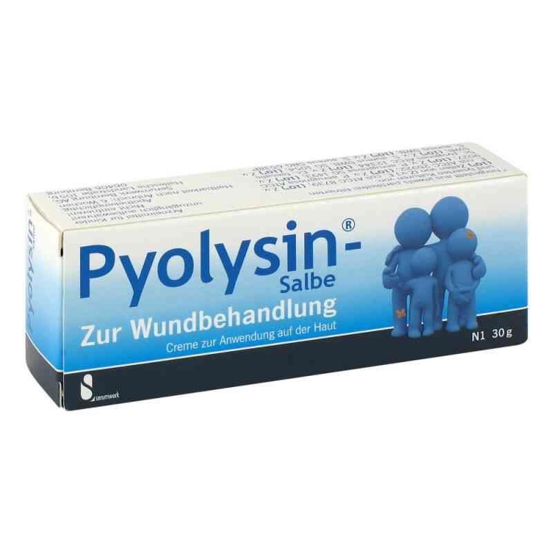 Pyolysin-Salbe bei apotheke.at bestellen