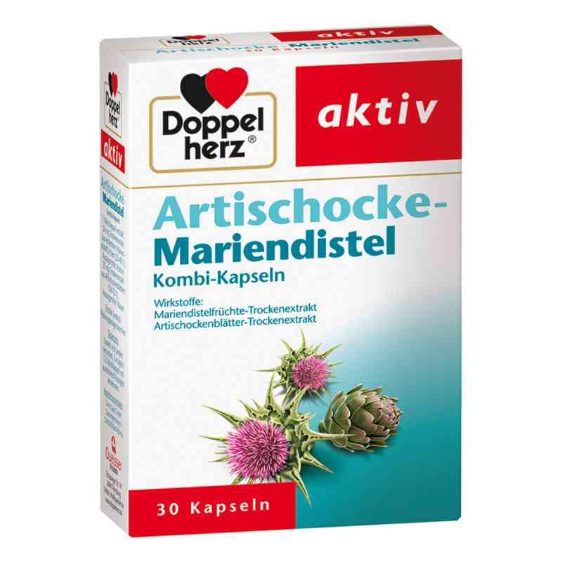 Doppelherz aktiv Artischocke-Mariendistel bei apotheke.at bestellen