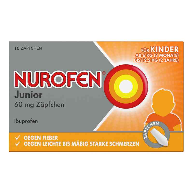 Nurofen Junior 60mg bei apotheke.at bestellen