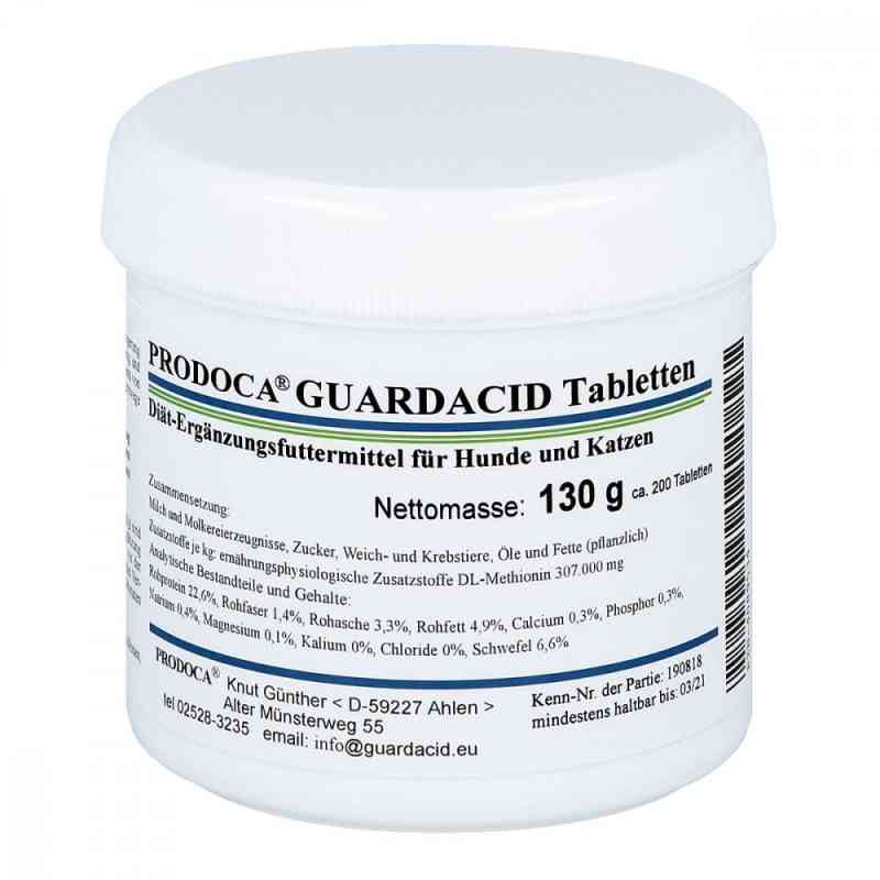 Guardacid Tabletten veterinär   bei apotheke.at bestellen