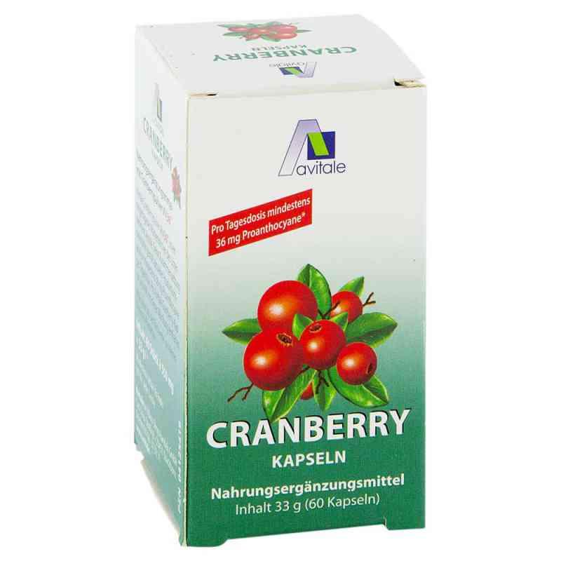 Cranberry Kapseln 400 mg  bei apotheke.at bestellen
