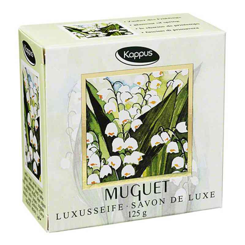 Kappus Muguet Lilly of the vall.Seife bei apotheke.at bestellen