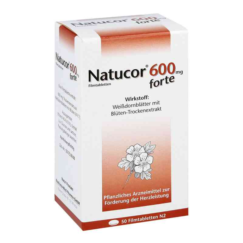 Natucor 600mg forte  bei apotheke.at bestellen