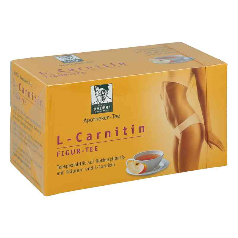 Baders Aktiv Tee L-carnitin Filterbeutel  bei apotheke.at bestellen