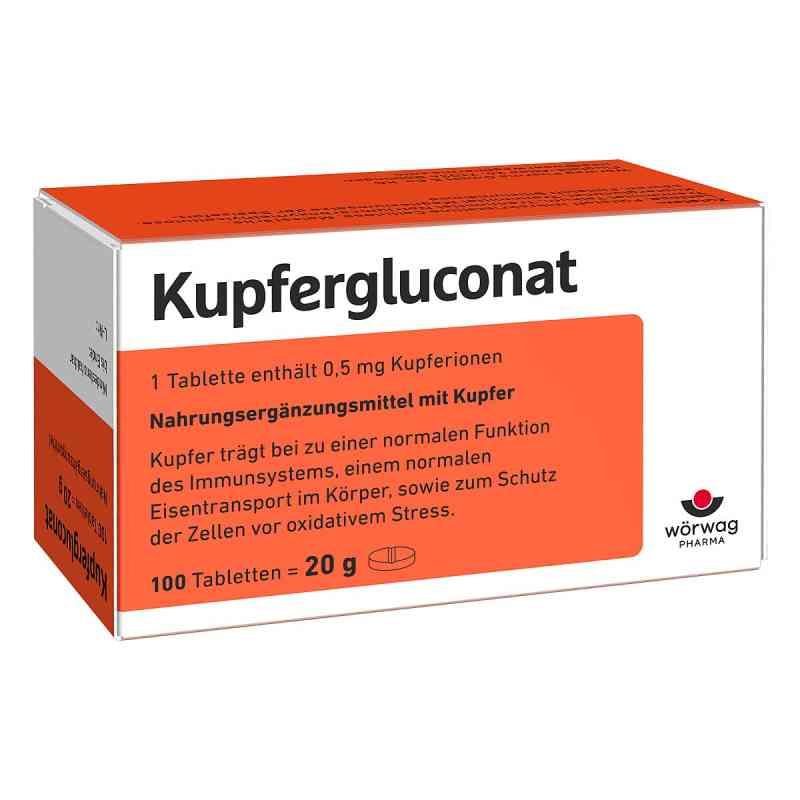 Kupfergluconat Tabletten bei apotheke.at bestellen