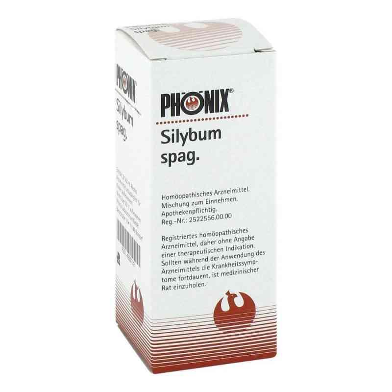 Phönix Silybum spag. Tropfen  bei apotheke.at bestellen