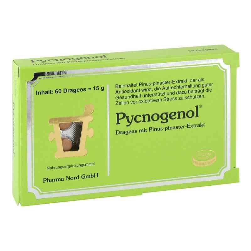 Pycnogenol Kiefernrindenextrakt Dragees  bei apotheke.at bestellen
