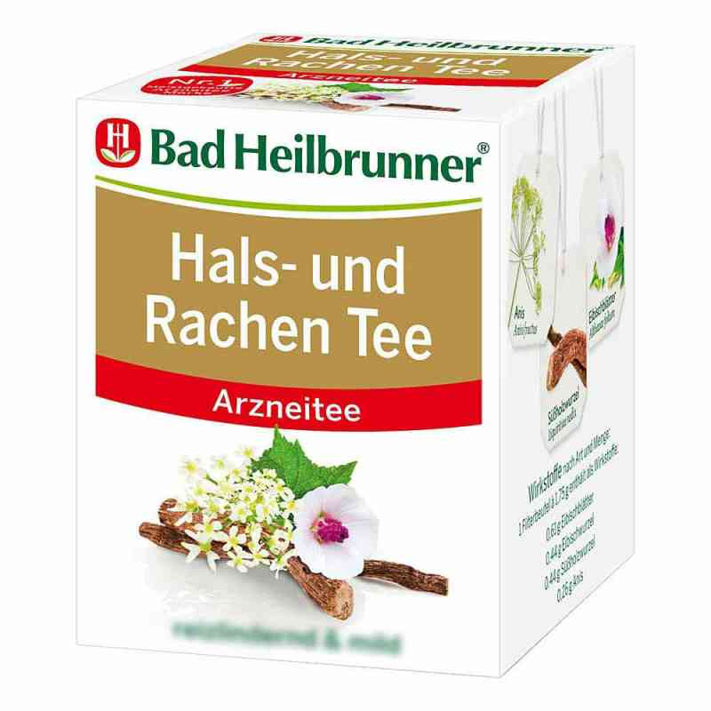 Bad Heilbrunner Tee Hals- und Rachen Filterbeutel  bei apotheke.at bestellen