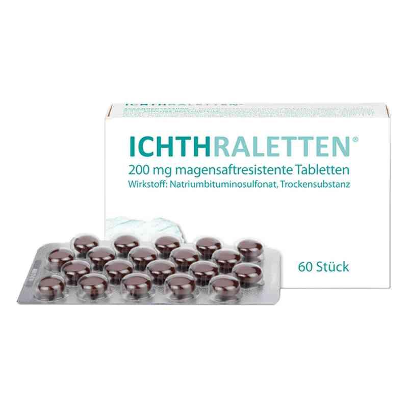 Ichthraletten magensaftresistente Tabletten  bei apotheke.at bestellen