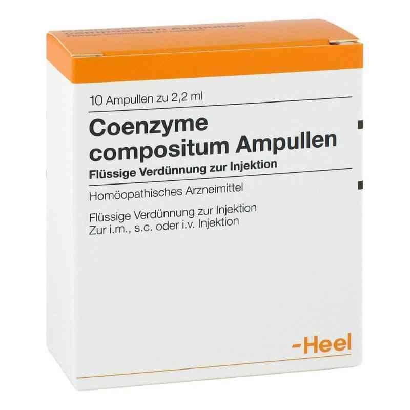 Coenzyme compositum Ampullen  bei apotheke.at bestellen