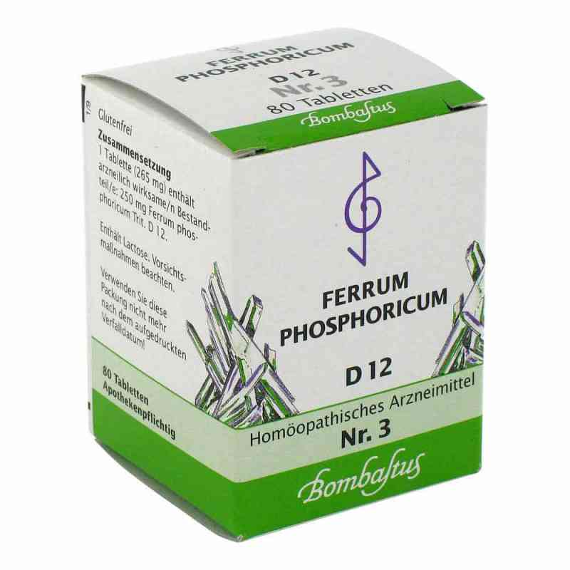 Biochemie 3 Ferrum phosphoricum D 12 Tabletten  bei apotheke.at bestellen