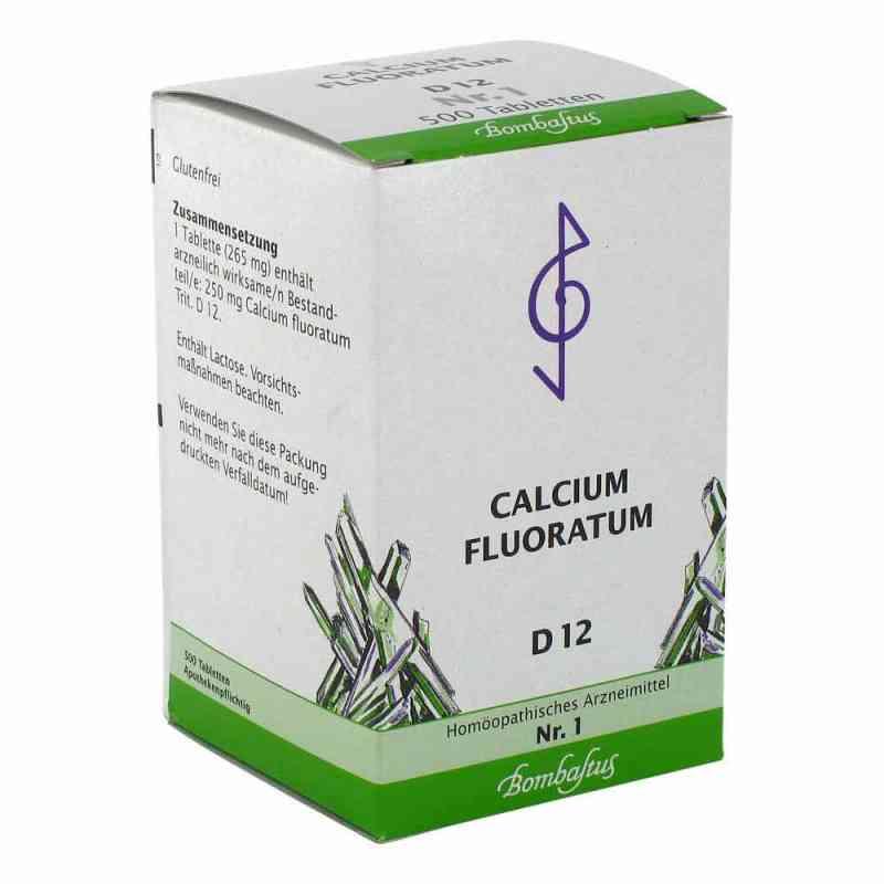 Biochemie 1 Calcium fluoratum D12 Tabletten  bei apotheke.at bestellen