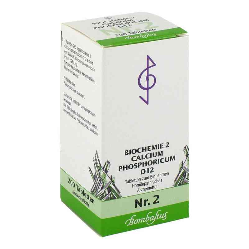 Biochemie 2 Calcium phosphoricum D 12 Tabletten  bei apotheke.at bestellen