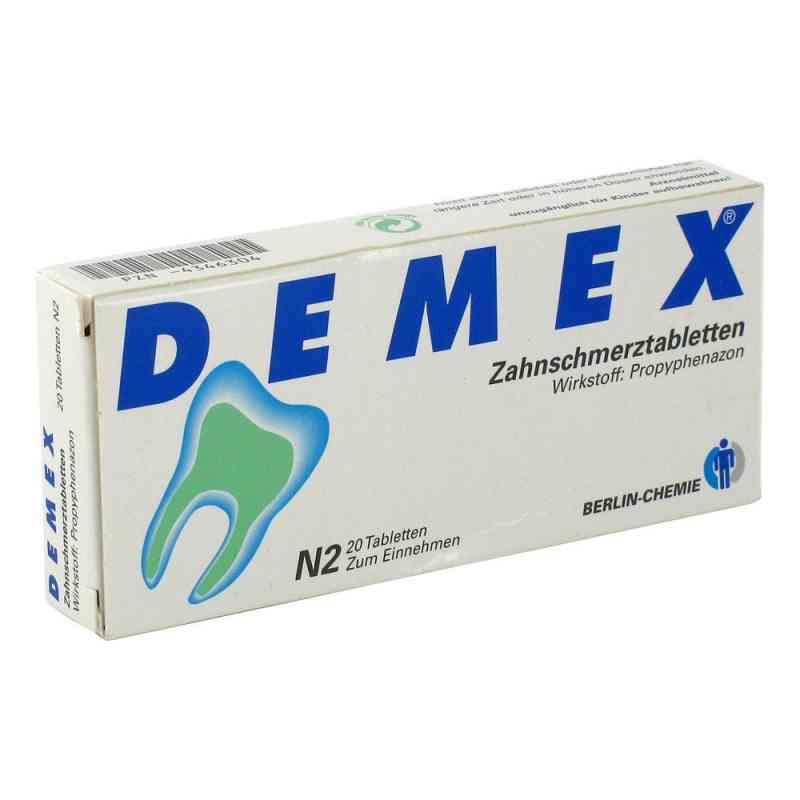 DEMEX Zahnschmerztabletten bei apotheke.at bestellen