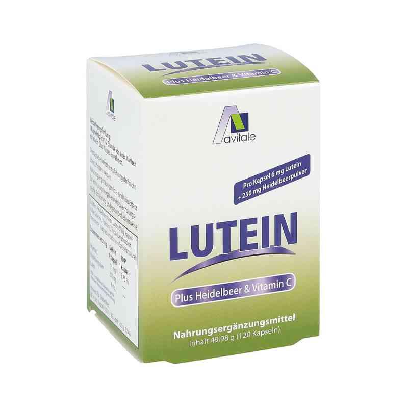 Lutein Kapseln 6 mg + Heidelbeer bei apotheke.at bestellen