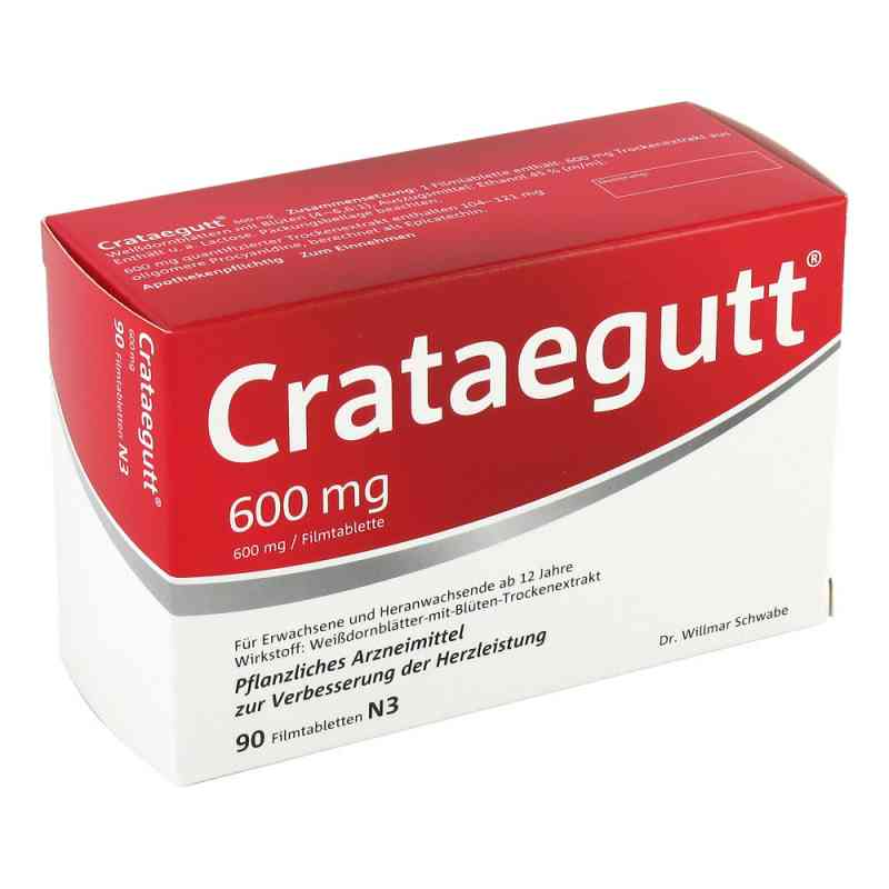 Crataegutt 600mg bei apotheke.at bestellen