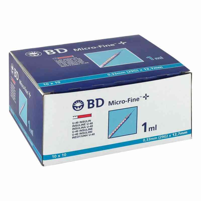 Bd Micro-fine+ U 40 Ins.spr. 12,7 mm bei apotheke.at bestellen