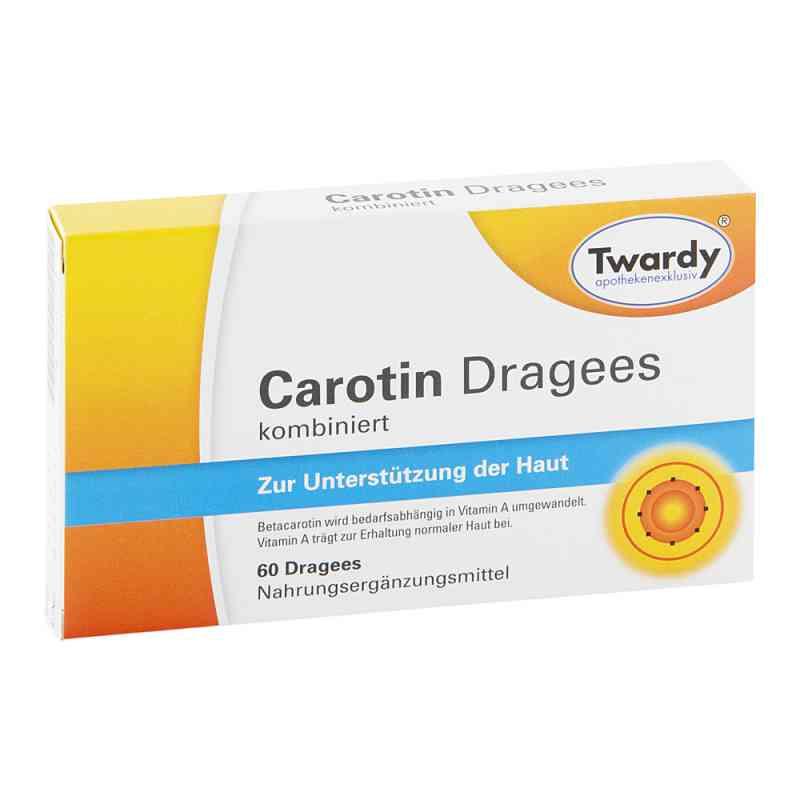Carotin Dragees bei apotheke.at bestellen