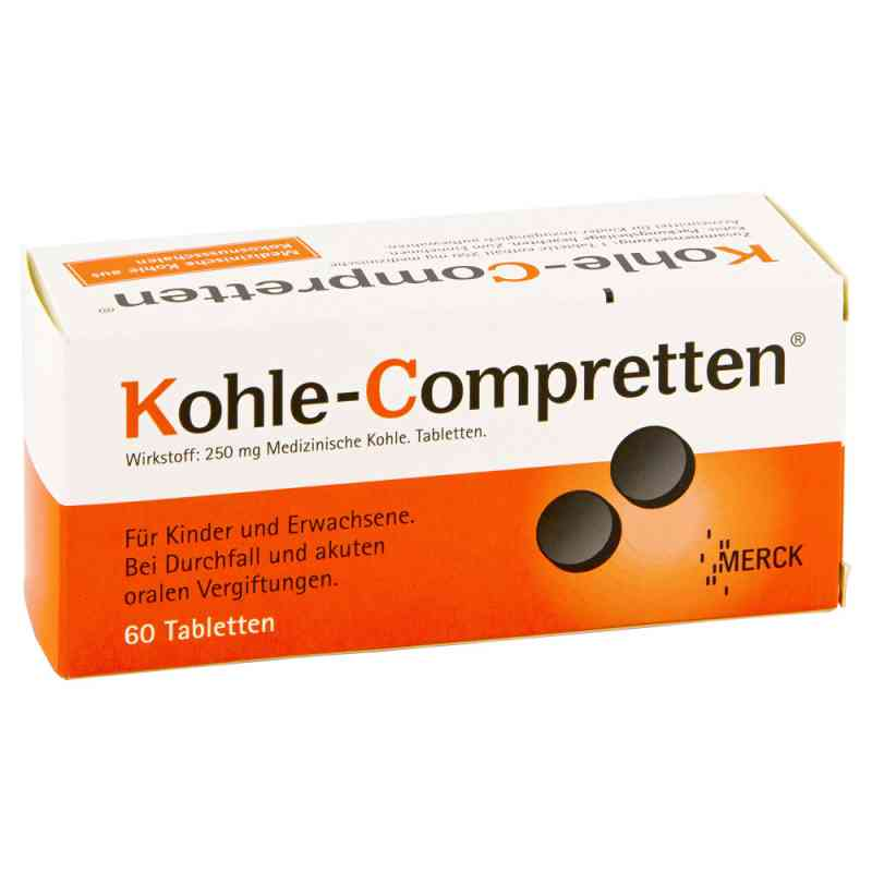 Kohle-Compretten bei apotheke.at bestellen