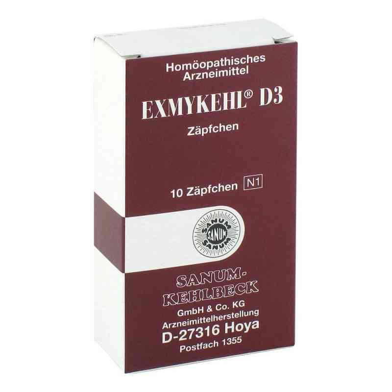 Exmykehl D 3 Suppositorien  bei apotheke.at bestellen