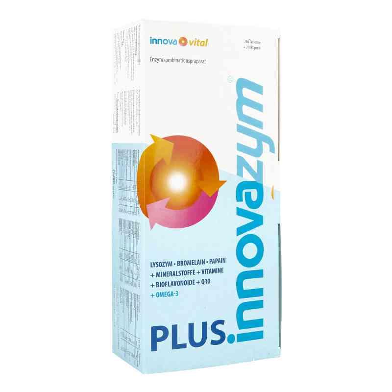 Innovazym Kapseln + Tabletten Kombipackung  bei apotheke.at bestellen