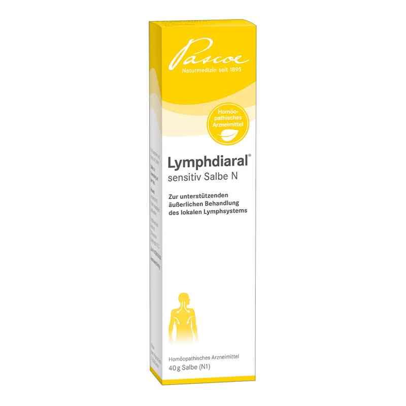 Lymphdiaral Sensitiv Salbe N bei apotheke.at bestellen