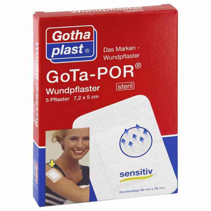 Gota-por Wundpflaster 5x7,2 cm steril  bei apotheke.at bestellen