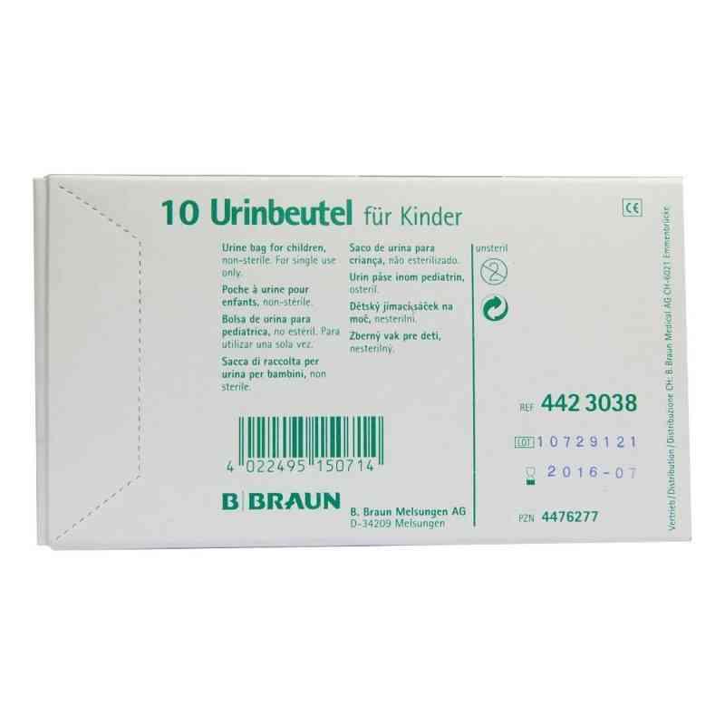 Urin Beutel  für  Kdr.z.ankleben unsteril ohne Antir.Vent.  bei apotheke.at bestellen