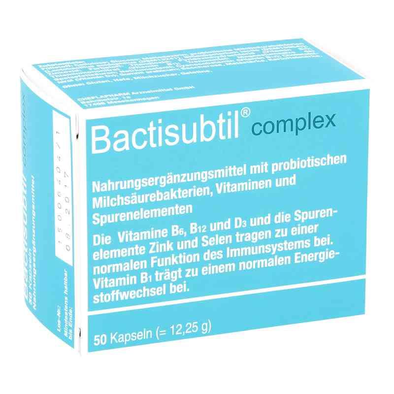 Bactisubtil Complex Kapseln bei apotheke.at bestellen