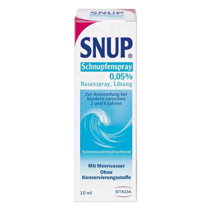 Snup Schnupfenspray 0,05%  bei apotheke.at bestellen