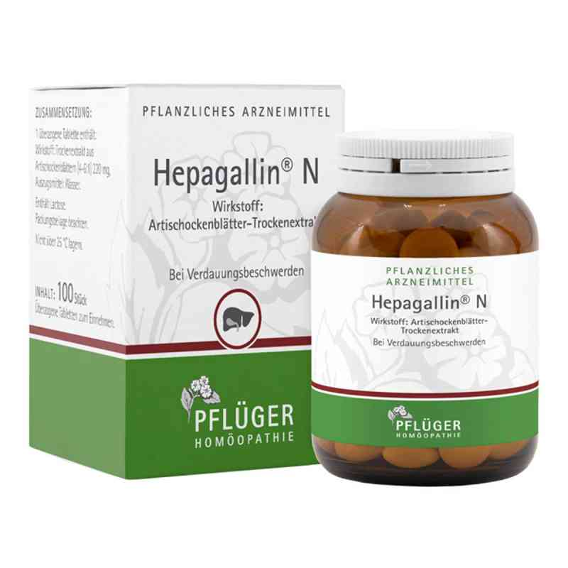 Hepagallin N  bei apotheke.at bestellen