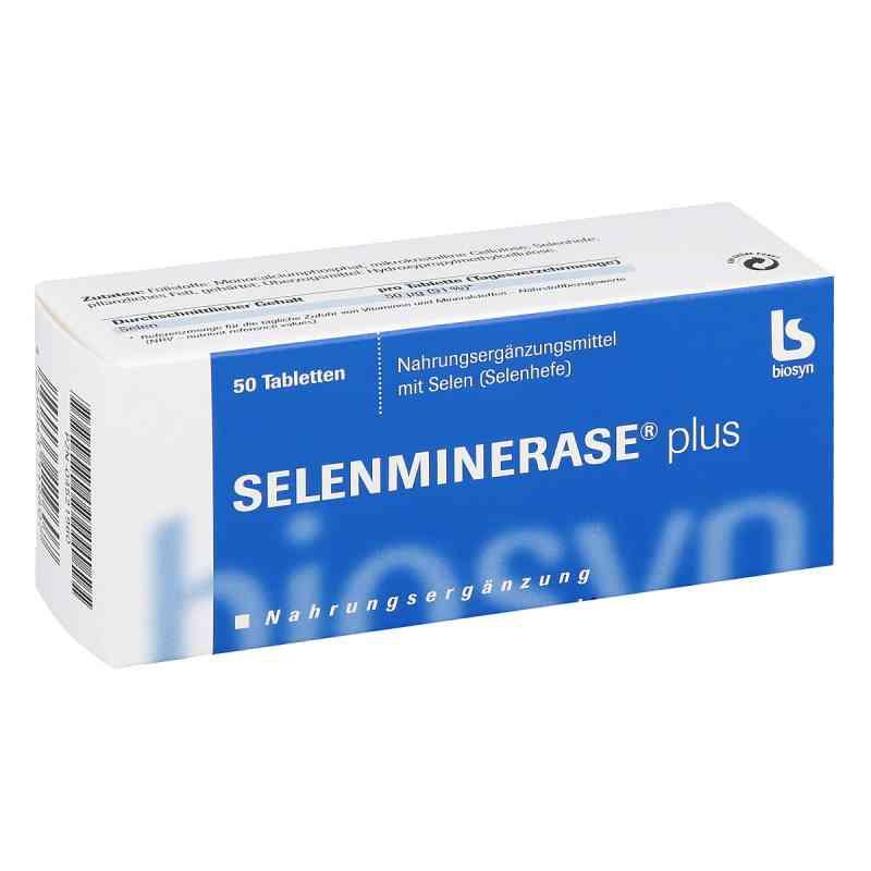 Selenminerase Plus Tabletten  bei apotheke.at bestellen