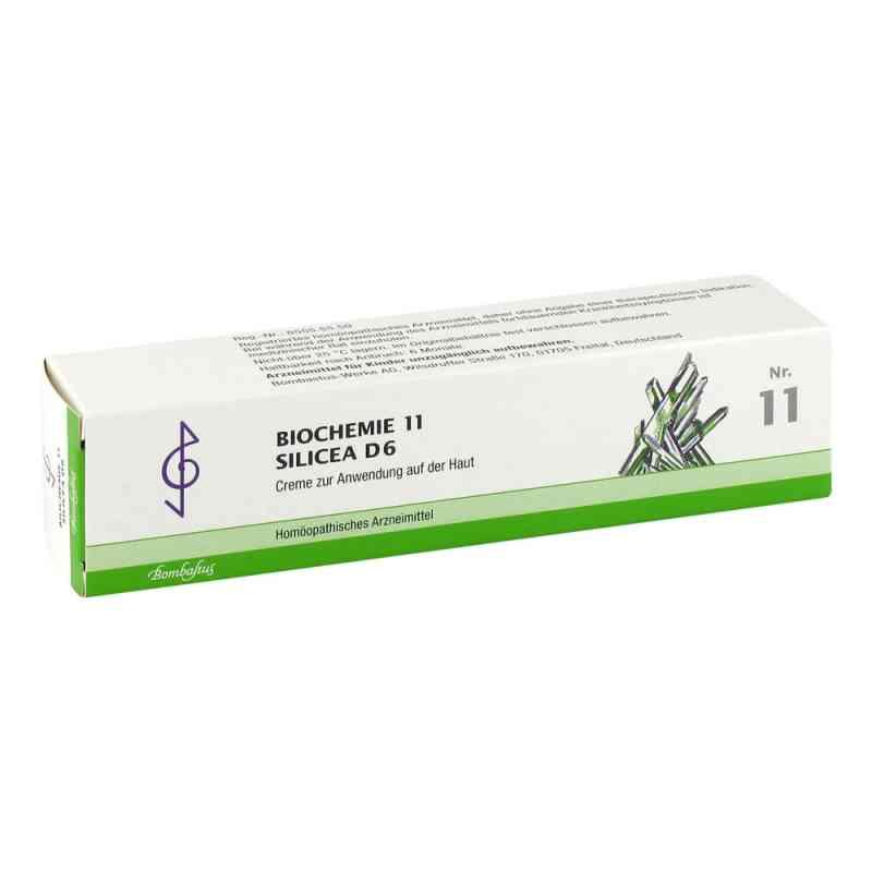 Biochemie 11 Silicea D 6 Creme  bei apotheke.at bestellen