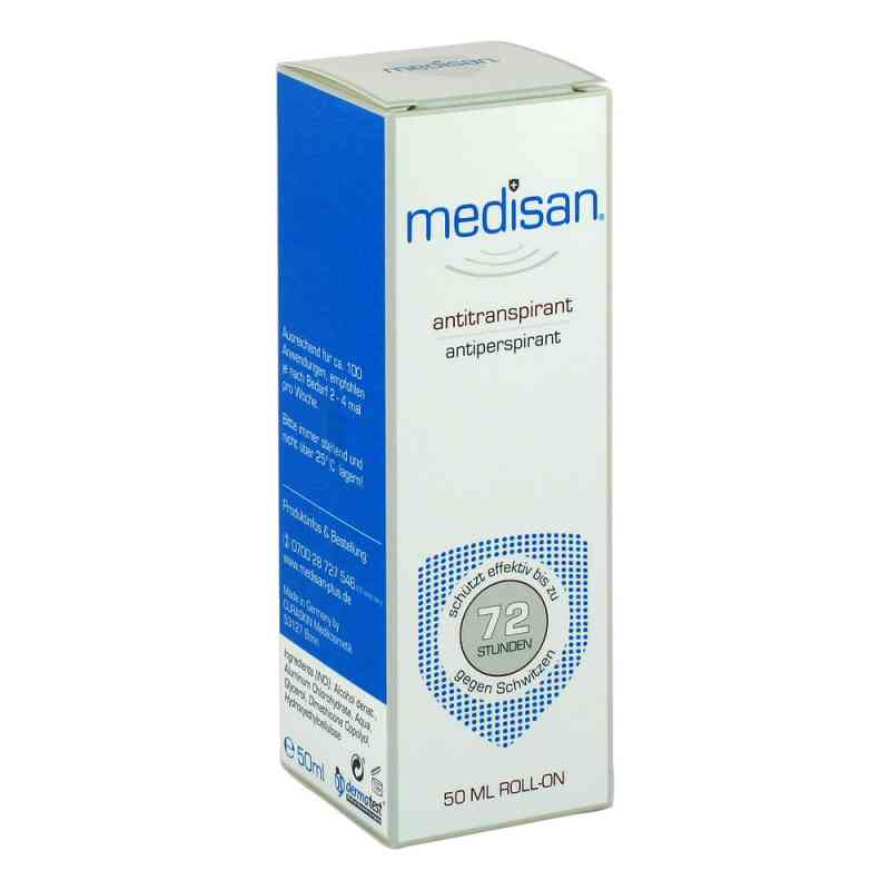 Medisan Plus Antitranspirant Roll-on  bei apotheke.at bestellen