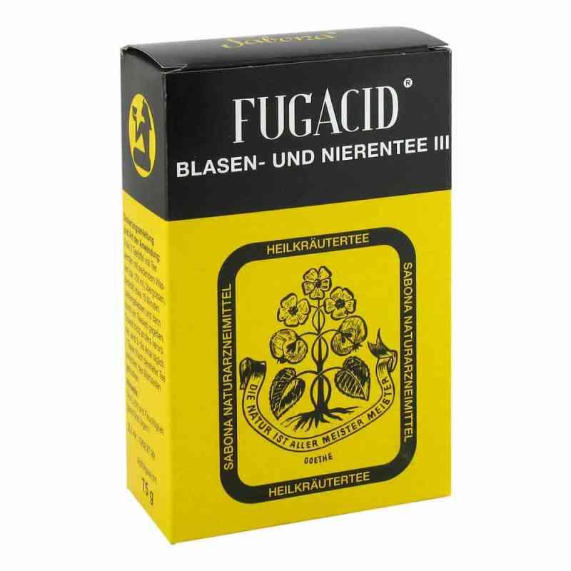 Fugacid Blasen- und Nierentee III  bei apotheke.at bestellen